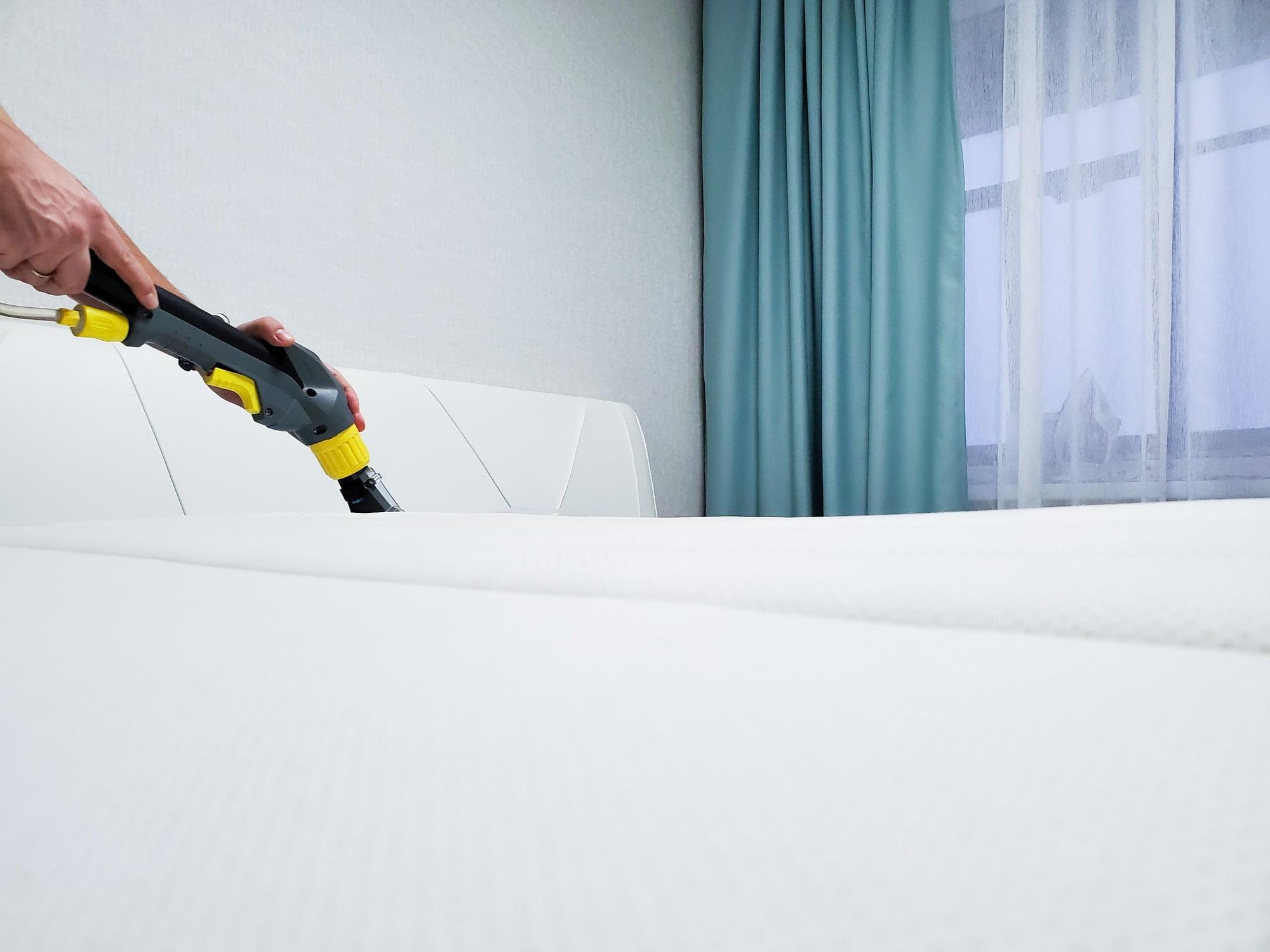 mattress cleaning slider image